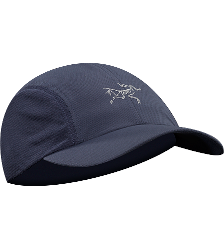 Accelero Cap Lightweight and breathable running hat with brim