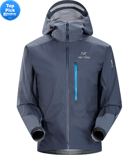 Alpha FL Jacket Men's Fully waterproof, minimalist jacket designed for fast and light alpine adventures. Built using an innovative new GORE-TEX® Active Shell textile for super lightweight, breathable wet-weather protection.