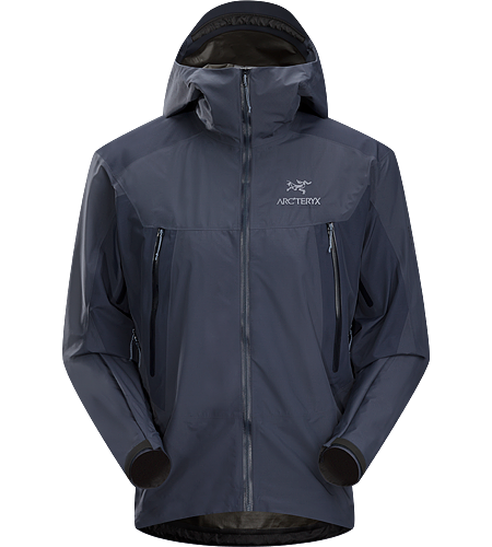 Alpha SL Hybrid Jacket Men's Super lightweight, compressible, waterproof jacket designed using two composites of GORE-TEX® textile for added durability in high-wear areas. Ideal for emergency weather protection when hiking or climbing.