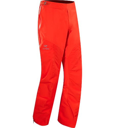 Alpha SL Pant Men's <strong>Alpha Series: Climbing and alpine focused systems | SL: Super light. </strong>Lightweight, packable, waterproof and breathable GORE-TEX® alpine pant, designed for maximum mobility. Our lightest, most compressible, waterproof pant, designed for take-along emergency use when the weather takes a turn for the worse.