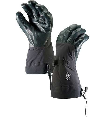 Alpha SV Glove Men's <strong>Alpha Series: Climbing and alpine focused systems | SV: Severe Weather. </strong>Anatomically superior, advanced waterproof GORE-TEX® glove, engineered using our new Tri-Dex™ Technology; Ideal for use in the backcountry.