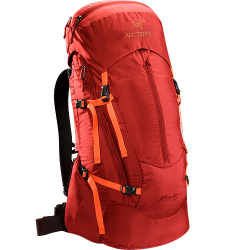 Altra 35 Men's Overnight 35 litre volume pack constructed with the new C² Composite Construction system,