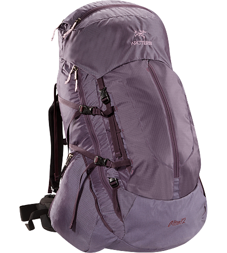 Altra 72 Women's Three to seven day, 72 litre volume trekking and backpacking pack constructed with the new C² Composite Construction system,