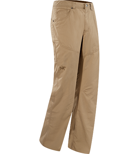 Bastion Pant Men's Durable, mid-weight, hard-wearing, cotton/synthetic blend pants designed for use at the crag or around town