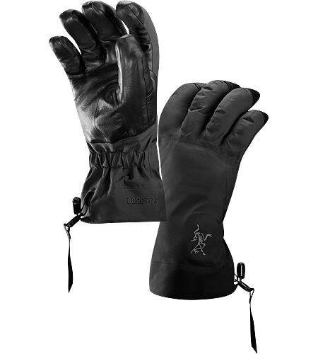 Beta AR Glove Men's <strong>Beta Series: All-round mountain apparel | AR: All-Round. </strong>Anatomically designed, waterproof gloves with fleece liner and easy-pull wrist cinch system. Ideal for all around alpine adventures