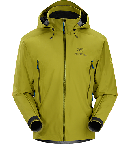 Beta AR Jacket Men's <strong>Beta Series: All-round mountain apparel | AR: All-Round. </strong>Lightweight & packable, waterproof GORE-TEX® jacket;  Hip length with a helmet compatible DropHood™