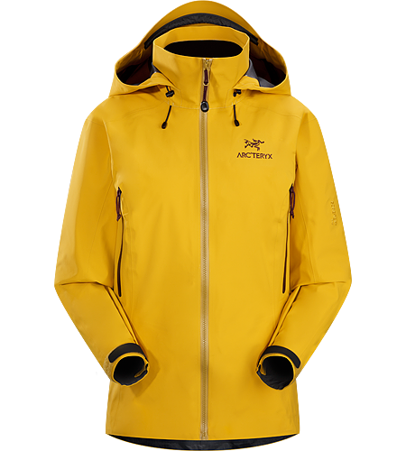 Beta AR Jacket Women's <strong>Beta-Modelle: Allround-Bergbekleidung | AR: Allround. </strong>Leichte, gut verstaubare und wasserdichte GORE-TEX®-Damenjacke in Hüftlänge mit helmtauglicher Drop Hood™-Kapuze.