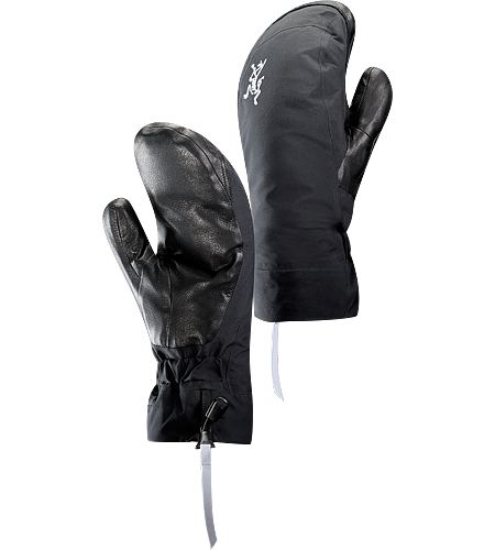 Beta AR Mitt Women's <strong>Beta Series: All-round mountain apparel | AR: All-Round. </strong>Anatomically designed, waterproof mitts with fleece liner and easy-pull wrist cinch system. Ideal for all around alpine adventures