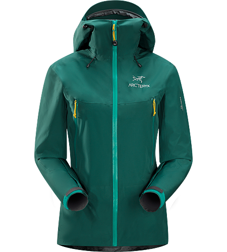 Beta LT Jacket Women's <strong>Beta Series: All-round mountain apparel | LT: Lightweight. </strong>Lightweight, waterproof/breathable jacket made from GORE-TEX® Pro with supple yet durable N40p-X face fabric