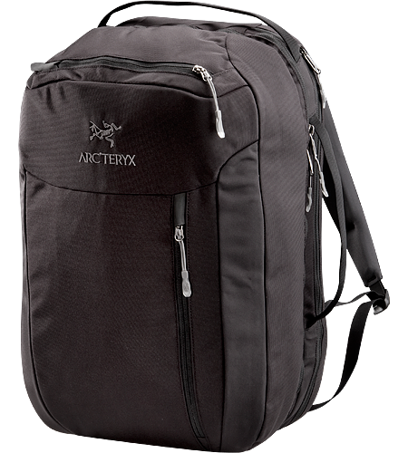 Blade 30 Overnight travel backpack with laptop and accessory compartments.