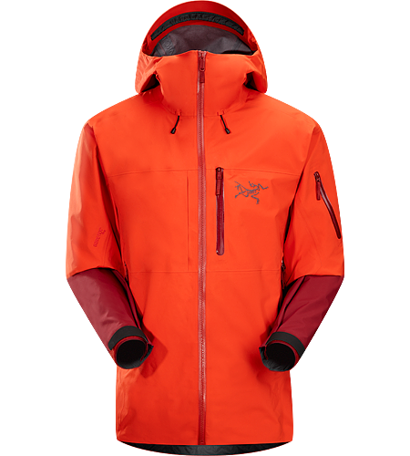 Caden Jacket Men's Our most featured and rugged Whiteline GORE-TEX® Pro jacket designed for big mountain skiing.