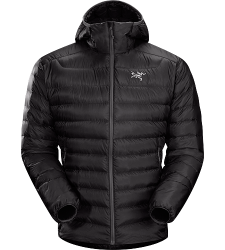 Cerium LT Hoody Men's <strong>Down Series: Down insulated garments | LT: Lightweight. </strong>Streamlined, lightweight down hoody filled with 850 white goose down. This backcountry specialist hoody is intended primarily as a mid layer in cool, dry conditions.