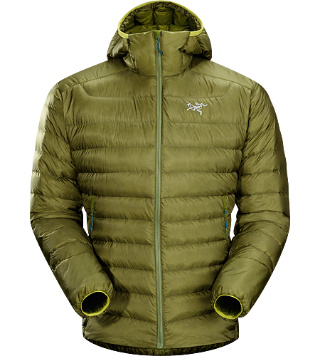 Cerium LT Hoody Men's <strong>Down Series: Down insulated garments | LT: Lightweight. </strong>Streamlined, lightweight down hoody filled with 850 white goose down. This backcountry specialist hoody is intended as a mid layer or standalone piece in cool, dry conditions.