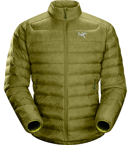 Cerium LT Jacket Men's <strong>Down Series: Down insulated garments | LT: Lightweight. </strong>The lightest down piece in this collection. Streamlined, lightweight down jacket filled with 850 white goose down. This backcountry specialist jacket is intended as a mid layer or standalone piece in cool, dry conditions.