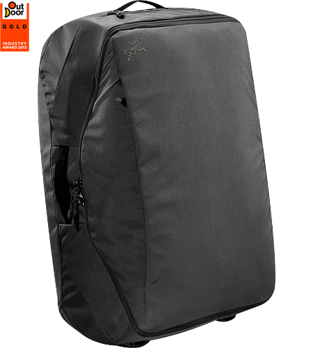 Covert Case C/I Standard size 70 litre Check-In (C/I) case, fully padded, durable and streamlined with a unique closure system that accommodates overpacking without zipper failure. Ideal for extended travel.