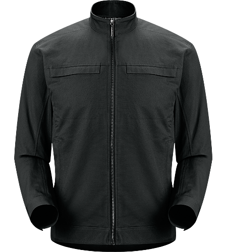 Crosswire Jacket $^Men's^$ Comfortable, cotton canvas bomber-style jacket