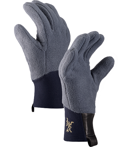 Delta AR Glove <strong>Delta Series: Mid layer fleece | AR: All-Round. </strong>Breathable, insulated glove; Ideal for use as a warm insulation layer, or on their own on cold dry days