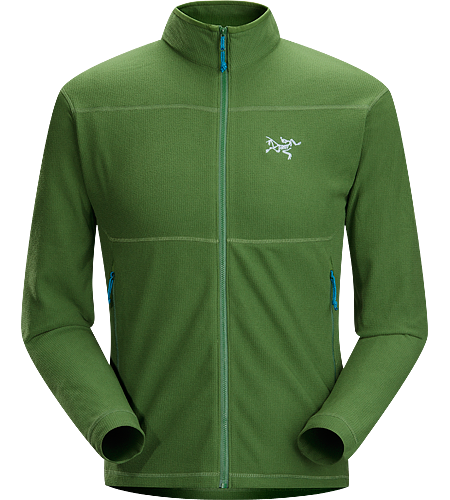 Delta LT Jacket Men's <strong>Delta Series: Mid layer fleece | LT: Lightweight. </strong>Lightweight, breathable mid-layer fleece jacket