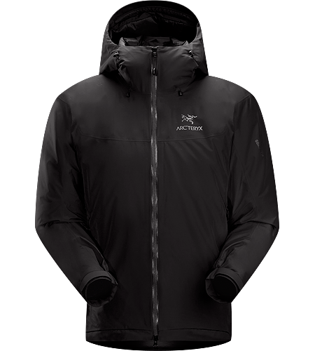 Fission SL Jacket $^Men's^$ <strong>Fission Series: Insulated weatherproof outerwear | SL: Superlight. </strong>The lightest weight, fully waterproof, fully insulated jacket uses waterproof/breathable GORE-TEX® and Arc'teryx exclusive Thermatek™ insulation.