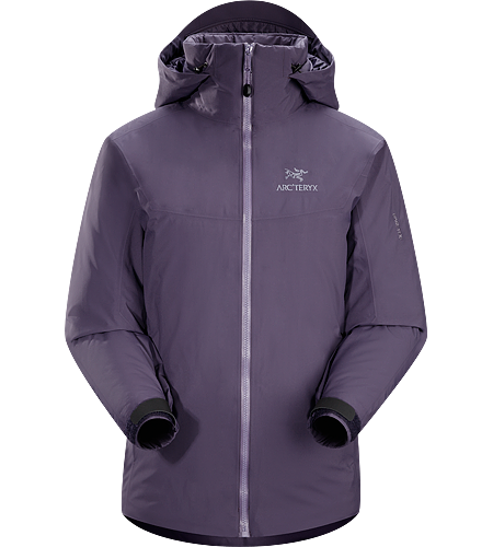 Fission SV Jacket Women's <strong>Fission Series: Insulated weatherproof outerwear | SV: Severe Weather. </strong>Waterproof, insulated jacket constructed with enhanced GORE-TEX® fabric with a softer face and Coreloft™ insulation. Our warmest, fully waterproof, synthetic insulated, all-mountain jacket.