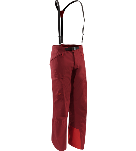 Fury AR Pant $^Men's^$ Windproof, vented, articulated pant constructed with WINDSTOPPER® textile.