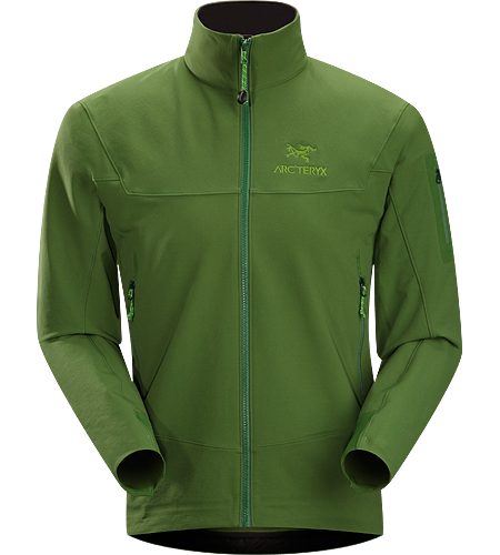 Gamma LT Jacket Men's <strong>Gamma Series: Softshell outerwear with stretch | LT: Lightweight. </strong> Durable and breathable, wind and moisture resistant softshell jacket for everyday use.