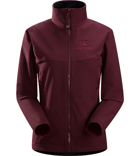 Gamma LT Jacket Women's <strong>Gamma Series: Softshell outerwear with stretch | LT: Lightweight. </strong> Durable and breathable, wind and moisture resistant softshell jacket for everyday use.