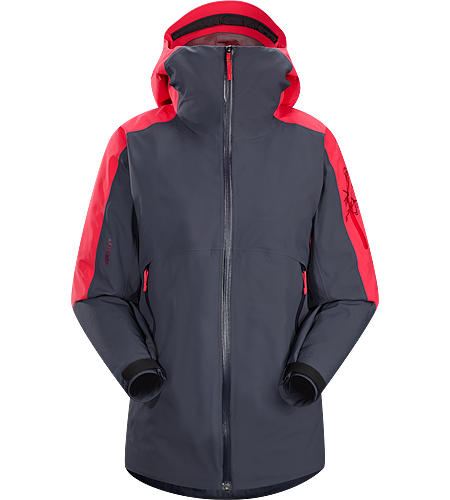 Kamoda Jacket $^Women's^$ Waterproof, breathable GORE-TEX® jacket with Coreloft™ insulation; ideal for skiing/riding deep snow on cold weather days.