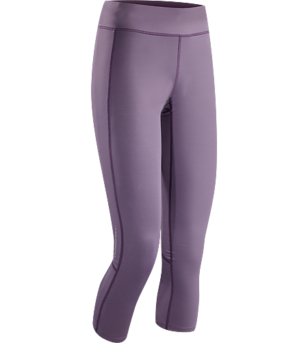 Kapta Crop Tight Women's Lightweight, training oriented tight that sits at the mid calf for more coverage on cool days.