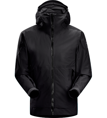 Keibo Jacket Men's Relaxed fitting GORE-TEX® and Coreloft™ insulated waterproof jacket, designed for deep powder skiing and riding.