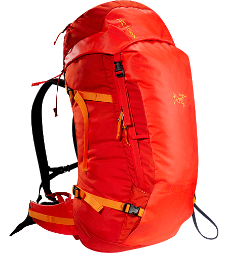 Khamski 48 48 Litre backcountry skiing / split snowboarding pack sized for day trips or light overnight touring