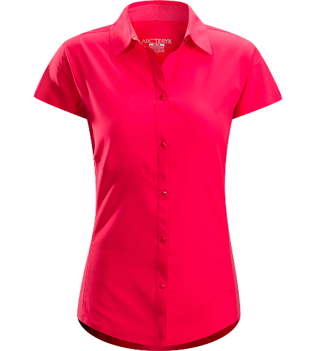 Libere Comp Cap Sleeve Women's Breathable, lightweight short sleeved shirt for hot weather comfort