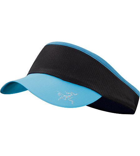 Neutro Visor Highly breathable, air permeable sun visor with a soft, pliable brim that stows away easily in a pocket. An ideal companion for trail running or other warm weather activities
