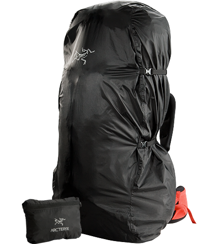 Pack Shelter M Lightweight and packable pack cover; Fits most packs up to 75L