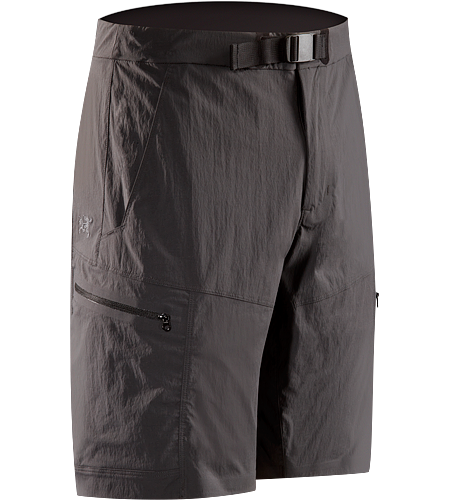 Palisade Short Men's Newly redesigned for 2012. Lightweight and breathable shorts constructed with quick-drying, comfort-stretch textiles.