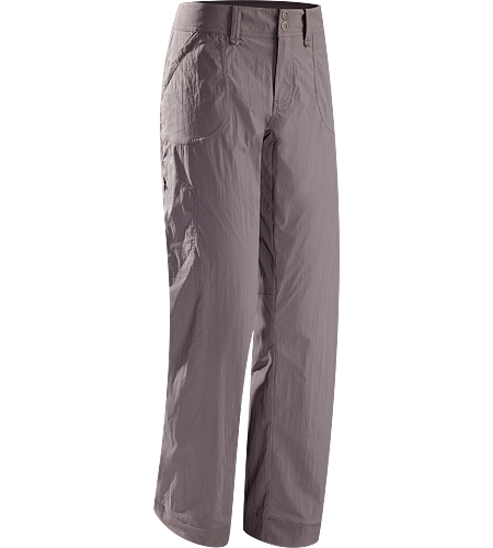 Parapet Pant Women's Lightweight, breathable and durable pants, urban inspired for climbing and hiking use.