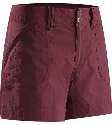 Parapet Short Women's Urban inspired technical shorts, motion-friendly, lightweight, durable and breathable.