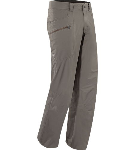 Perimeter Pant Men's Mid weight hiking pants designed for trekking or travel.