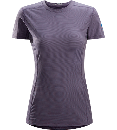 Phase SL Crew SS Women's <strong>Phase Series: Moisture wicking base layer | SL: Superlight. </strong>Moisture-wicking base-layer, constructed using odour-control fabric; Ideal as lightweight insulation layer during aerobic activities.