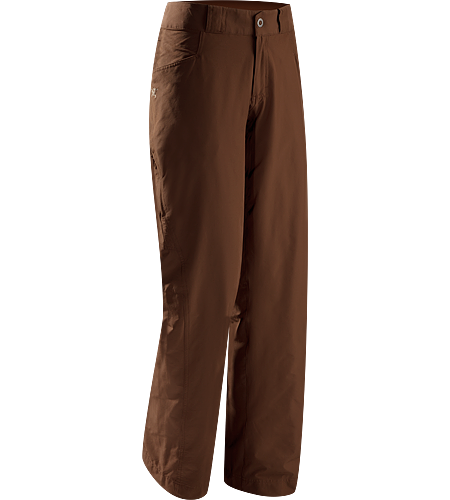 Rabat Pant Women's Midweight, stretchy technical pant designed for hiking and trail use.