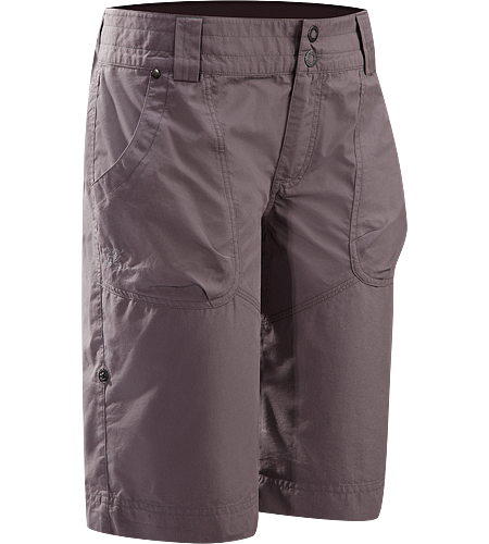 Rana Long Women's Lightweight, relaxed fit shorts, ideal for outdoor warm-weather activities
