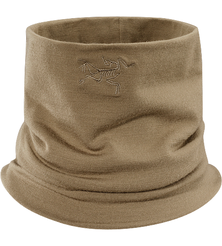 Rho LTW Neck Gaiter Lightweight Wool/Spandex mix neck gaiter keeps the snow out and the warm in.