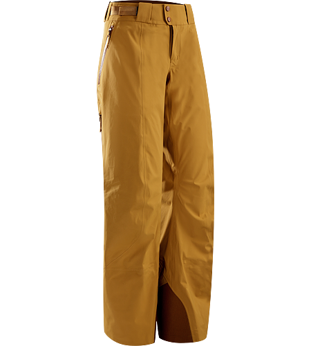 Stingray Pant Women's Supple, waterproof pant designed for all around skiing and snowboarding on deep snow days.
