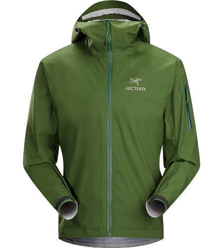 Tecto FL Jacket $^Men's^$ Our lightest and most breathable waterproof GORE-TEX® rain jacket in our product line-up. Designed with a minimalist feature set; ideal for emergency wet weather protection