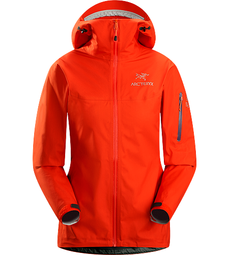 Tecto FL Jacket $^Women's^$ Our lightest and most breathable waterproof GORE-TEX® rain jacket in our product line-up. Designed with a minimalist feature set; ideal for emergency wet weather protection