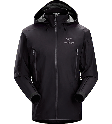 Theta AR Jacket Men's <strong>Theta Series: All-round mountain apparel with increased coverage | AR: All-Round. </strong>Lightweight and versatile GORE-TEX® jacket, features a tall collar with a Drop Hood™.