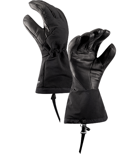 Zenta AR Glove Men's Fully waterproof, insulated, breathable glove with full length cuff and wrist drawcord.