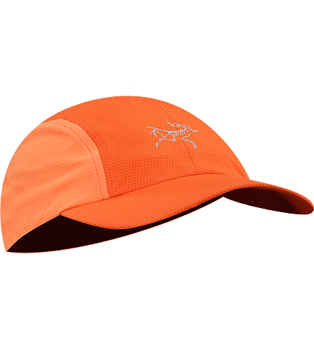 Accelero Cap Streamlined, versatile, lightweight, air permeable cap with brim. Designed for high output activities in a variety of conditions.