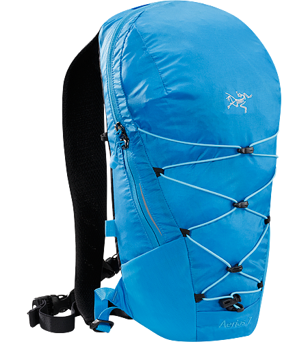 Aerios 7 Backpack Lightweight, body-hugging hydration pack, designed for use on the trails.