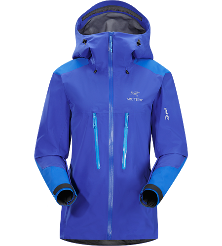 Alpha AR Jacket Women's Alpha Series: Climbing and alpine focused systems | AR: All Around. A highly versatile GORE-TEX® Pro shell for climbers looking for that rare combination of light weight, durability and all-round alpine performance.